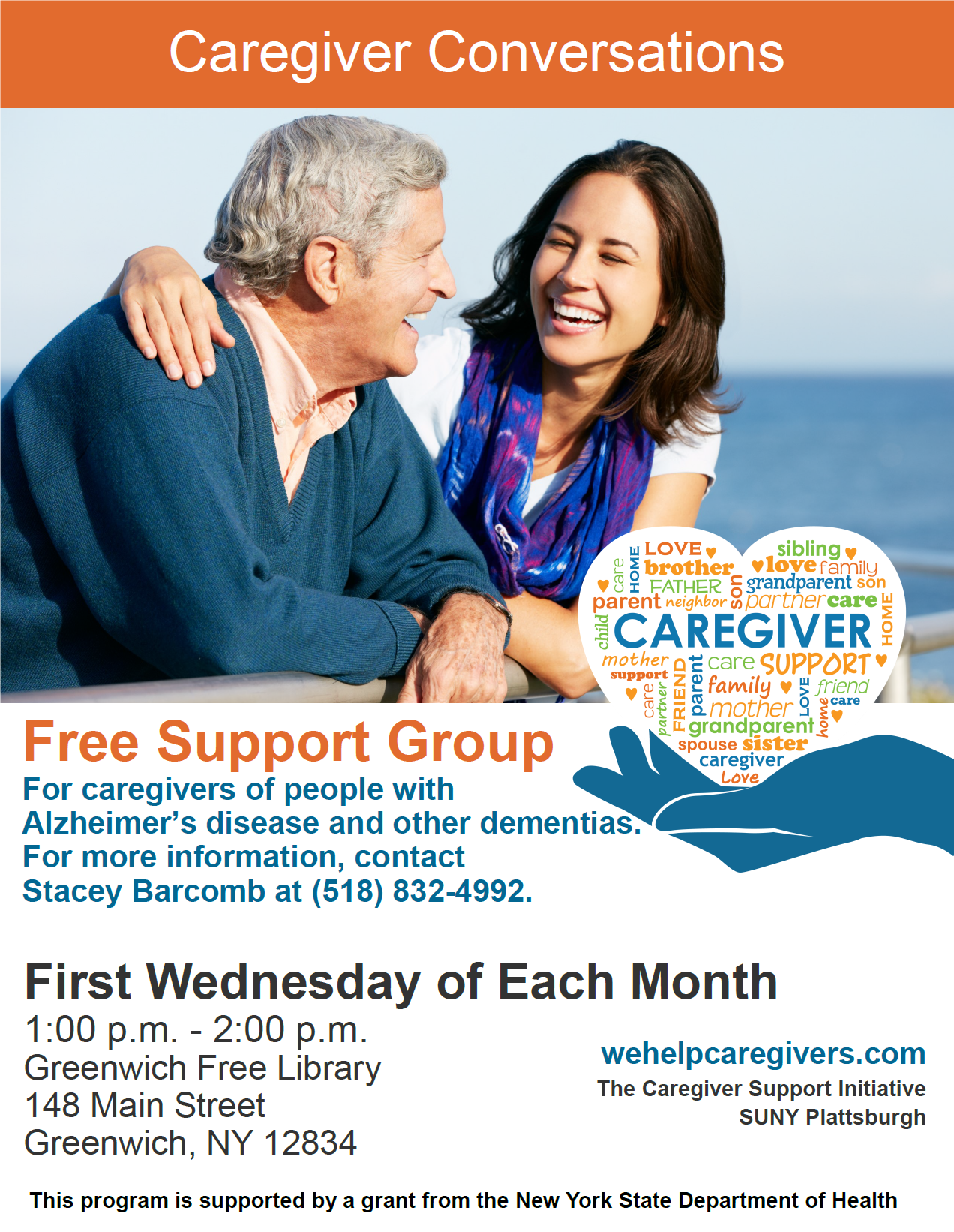 Greenwich Caregiver Support Group