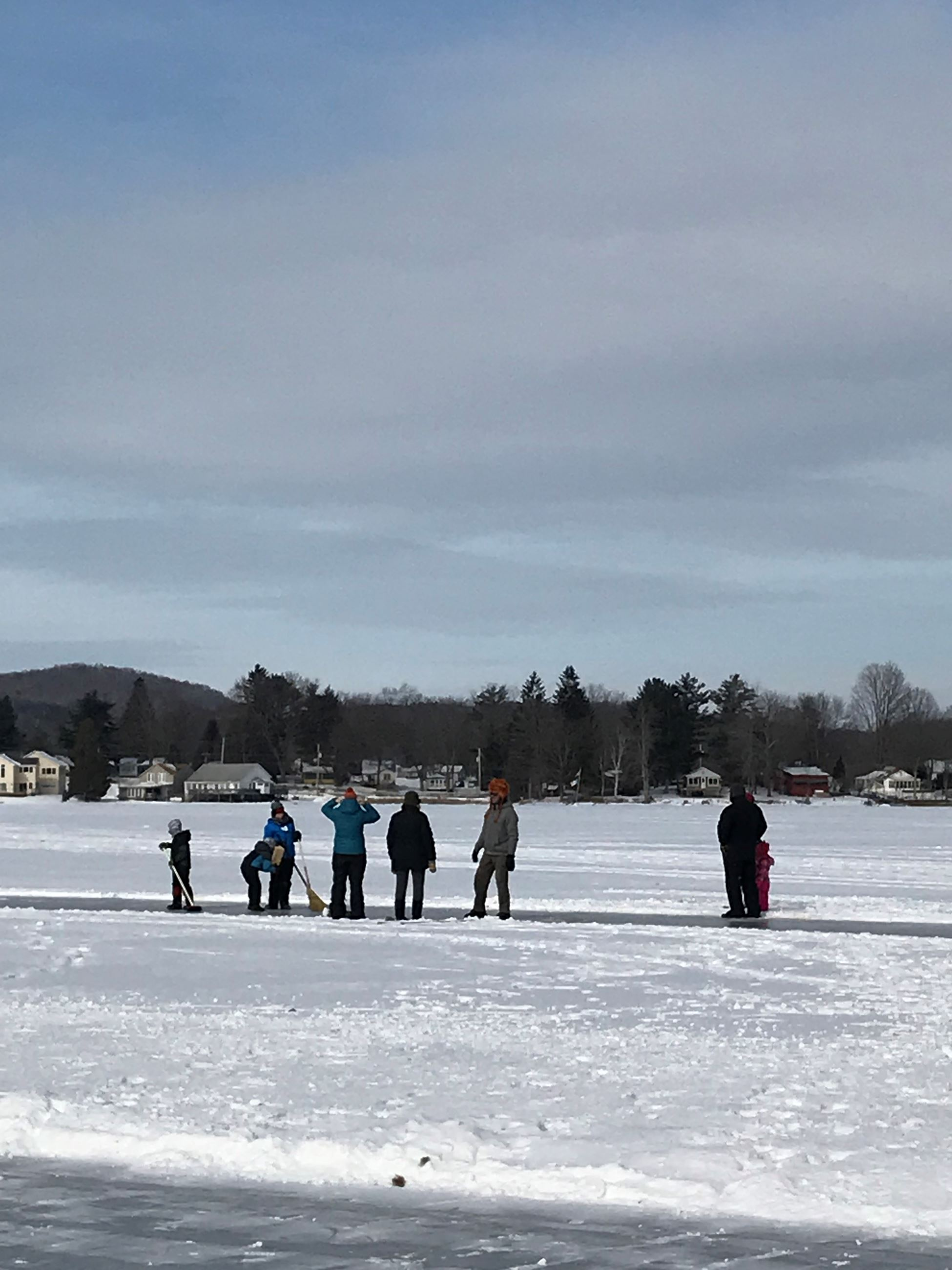 Winterfest 2019 Curling
