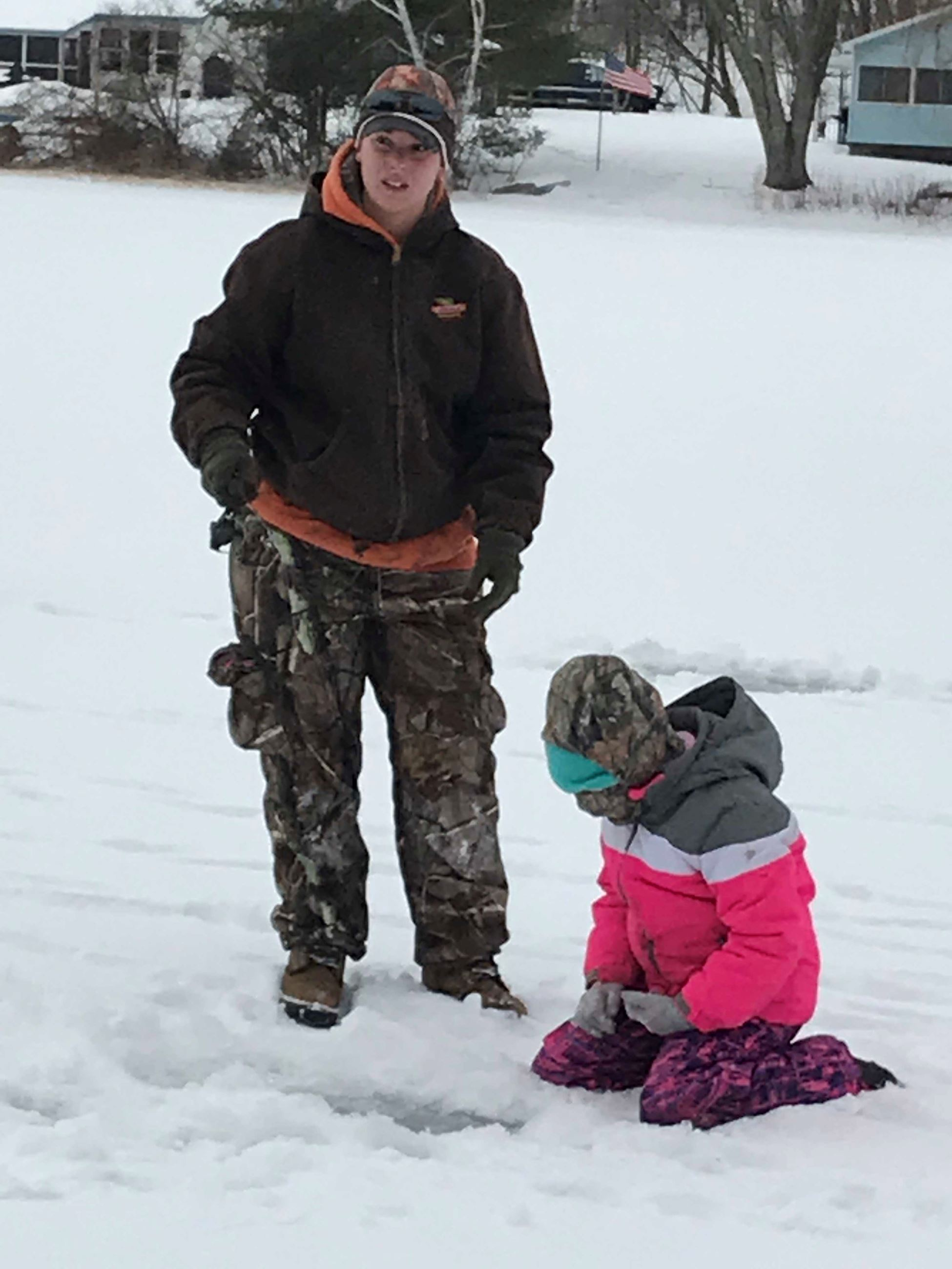 Winterfest 2019 Ice Fishing 2