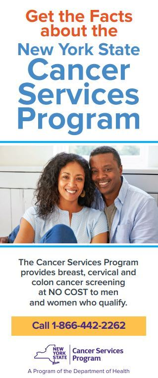 Cancer Services Brochure Pic