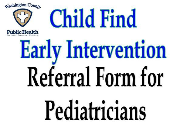 EI Child Find Referral Form Pic 2