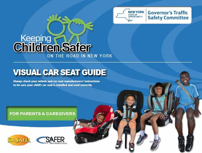 Visual Car Seat Guide Cover pic