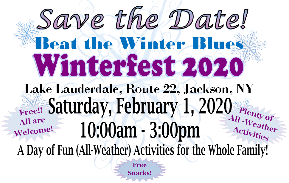 Winterfest 2020 Save the Date