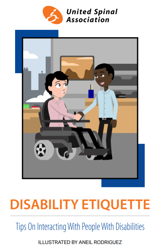 Disability Etiquette Cover 2020