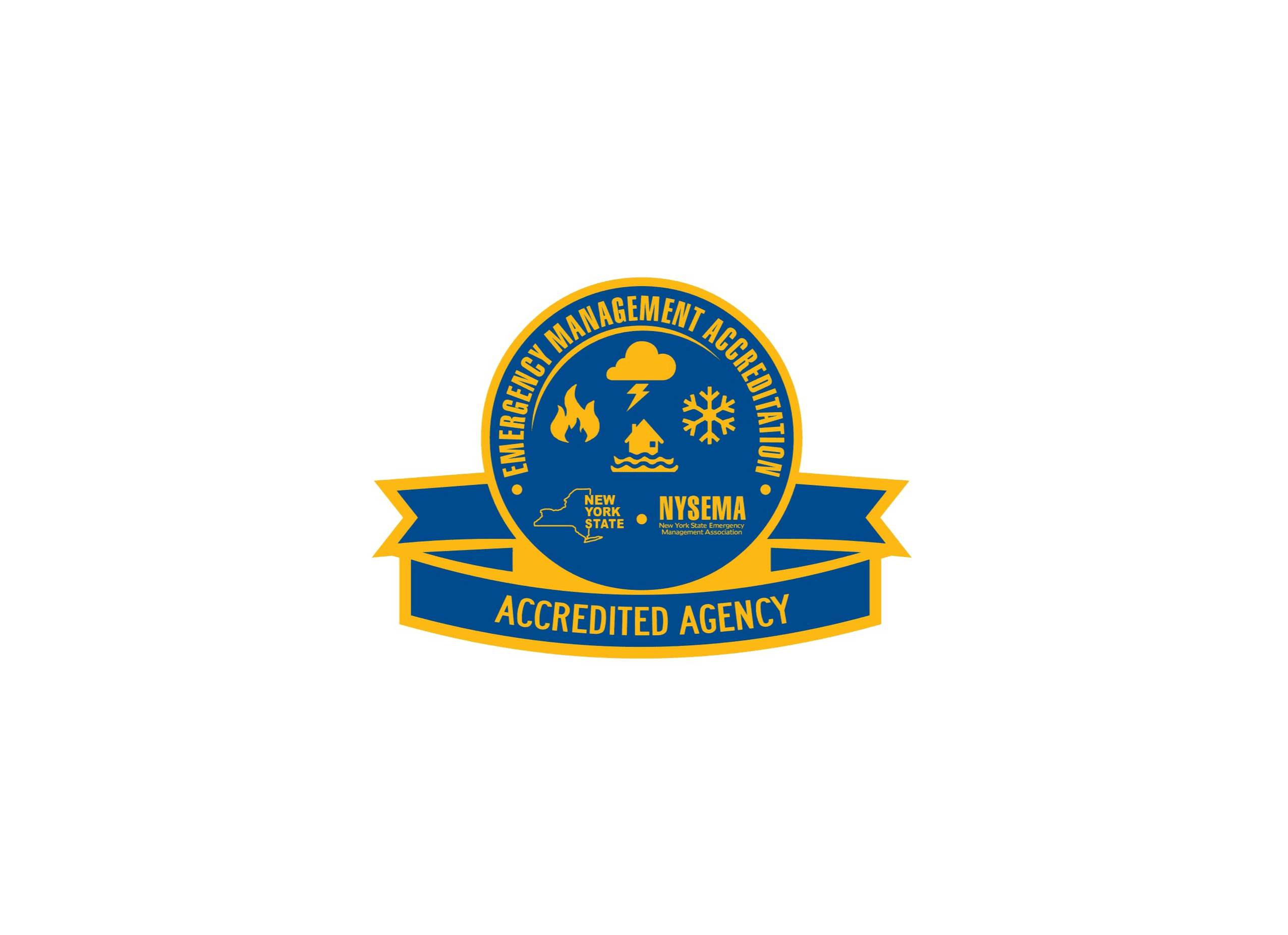 EM Accredited Blue Gold