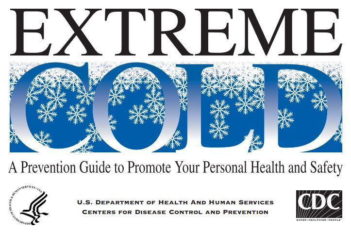 CDC Extreme Cold Guide