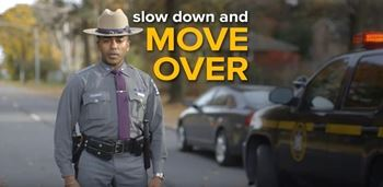 Slow Down and Move Over Law Expanded to Include Volunteer Firefighters and Ambulance Workers