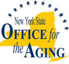 New York State Office for the Aging Logo link to website