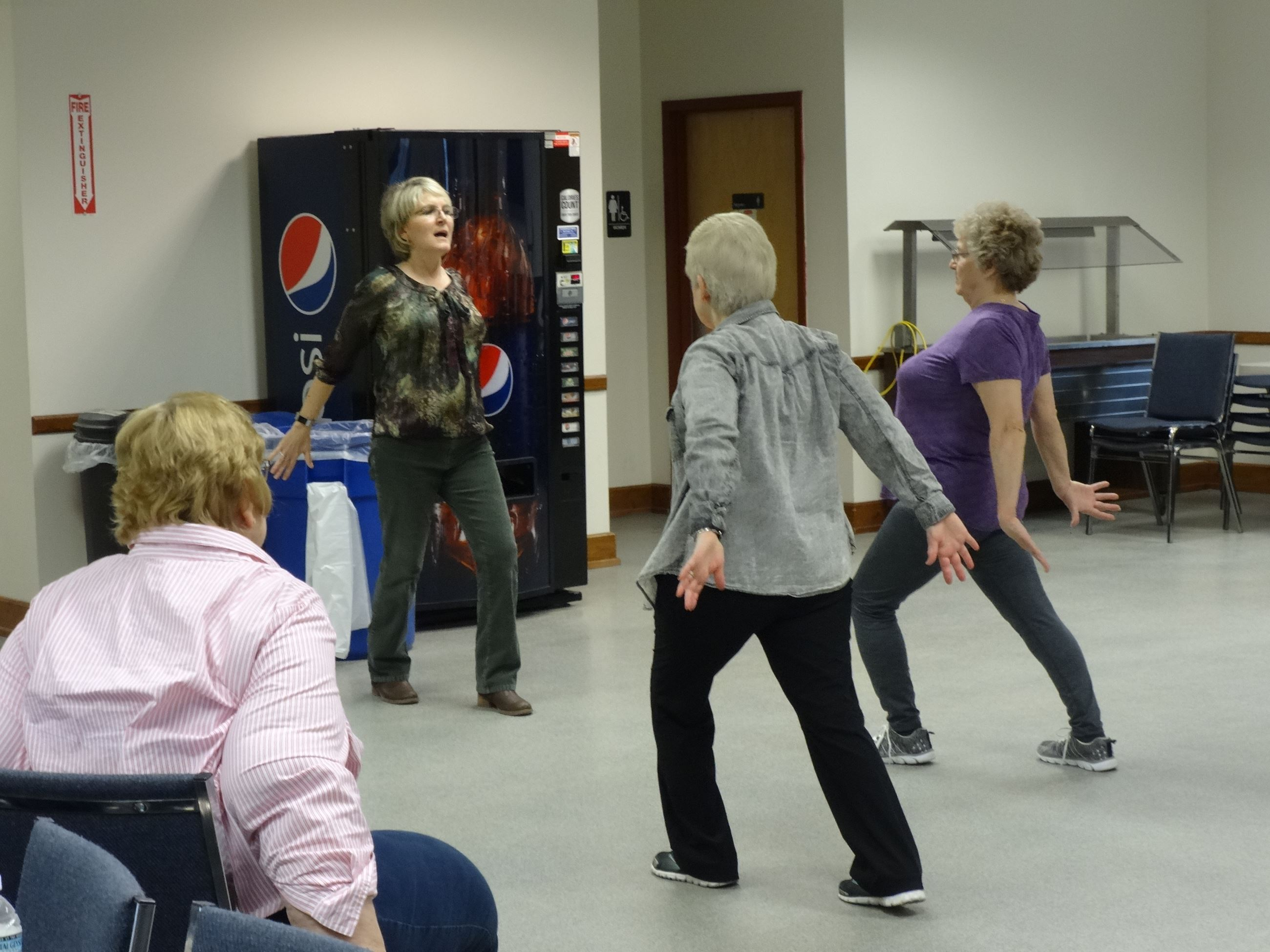 Hartford Tai Chi Adv Warm Up Hip