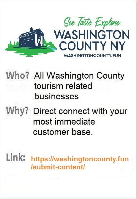 WAshington Cty Tourism Opens in new window